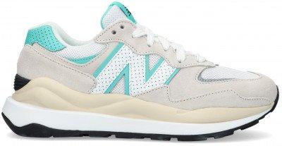 New Balance Beige New Balance Lage Sneakers W5740