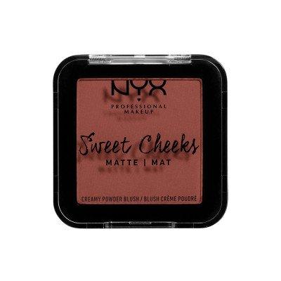NYX Professional Makeup NYX Professional Makeup Totally Chill Sweet Cheeks Matte Blush 5 g