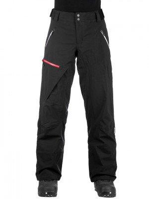 Ortovox Ortovox 2L Swisswool Andermatt Pants zwart
