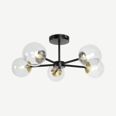 MADE.COM Globe grote hanglamp