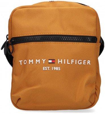 Tommy Hilfiger Gele Tommy Hilfiger Schoudertas Established Mini Reporter
