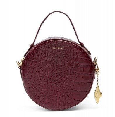 Fabienne Chapot Fabienne Chapot Roundy Bag Bordeauxrood Tas