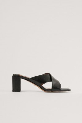 NA-KD Shoes NA-KD Shoes Muiltjes - Black