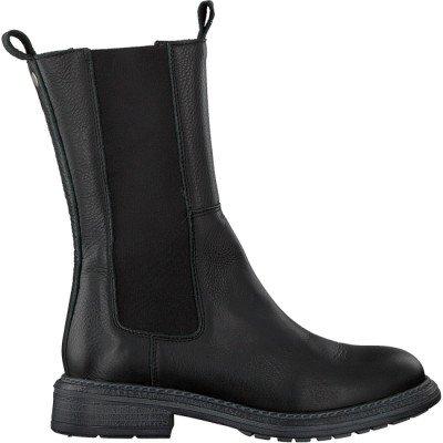 Zwarte Omoda Chelsea Boots Cate