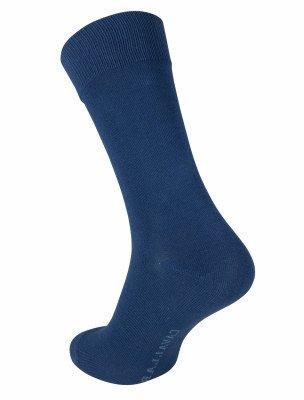 Cavallaro Napoli Cavallaro Napoli Heren Ondershirts - 2-pack Sokken - Blauw