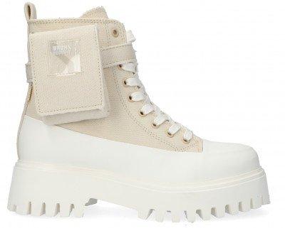 Bronx Camel Bronx Chelsea Boots Groov-y