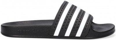 Adidas Zwarte Adidas Slippers Adilette Dames