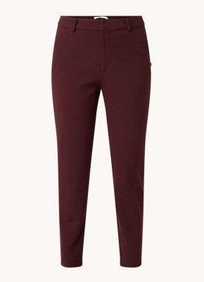 Scotch en Soda Scotch & Soda High waist slim fit cropped pantalon