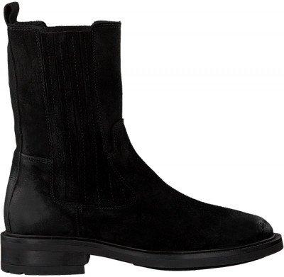 Zwarte Bronx Chelsea Boots Ivy-jazz 47261