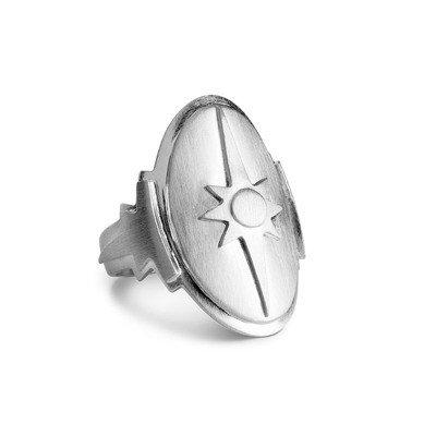 Jane Kønig Shield ring