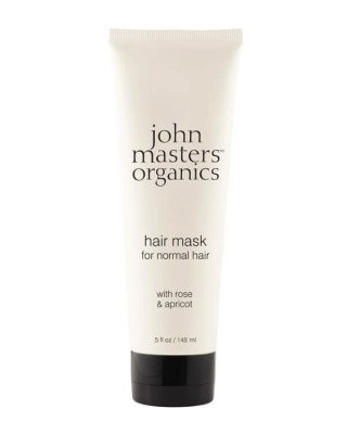 John Masters Organics John Masters Organics - Hair Mask for Normal Hair with Rose & Apricot - 148 ml