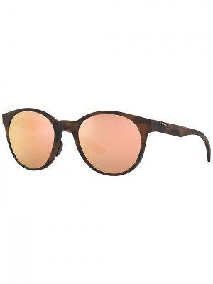 Oakley Oakley Spindrift Matte Brown Tortoise Sunglasses bruin