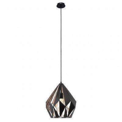Woonexpress Hanglamp Carlton Zwart