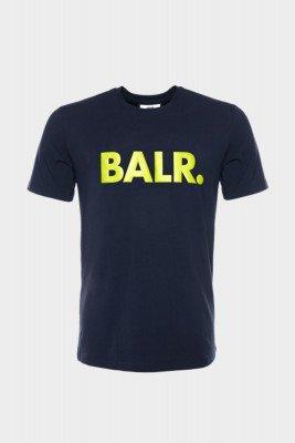 BALR. Straight Brand T-shirt /Yellow