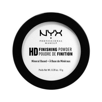NYX Professional Makeup NYX Professional Makeup High Definition Finishing Powder Translucent 8 gr.
