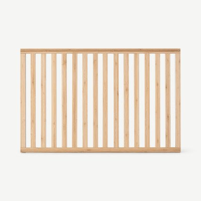 MADE.COM Espa badmat van bamboe
