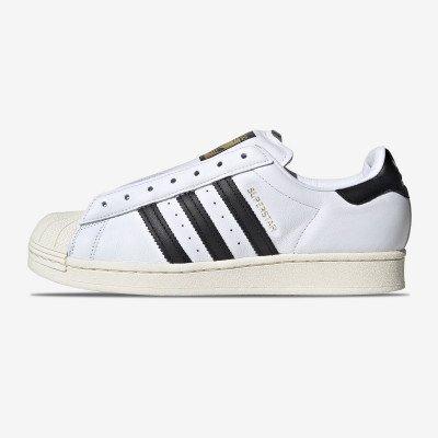 "Adidas Superstar Laceless ""White"""