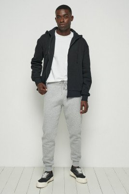 nu-in 100% Recycled Basic Slim Fit Joggers