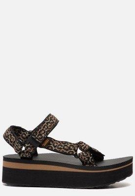Teva Teva Flatform Universal sandalen bruin