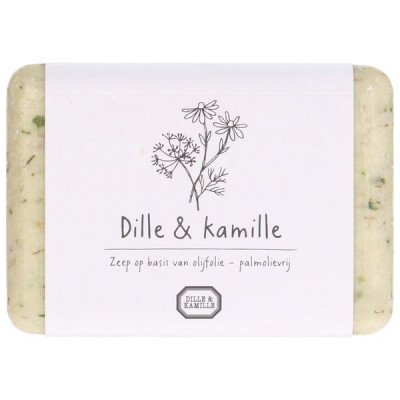 DilleenKamille Zeep, dille&kamille, 150 gram