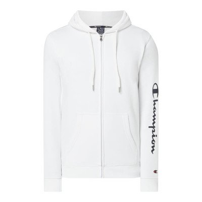 Champion Comfort fit sweatjack met capuchon