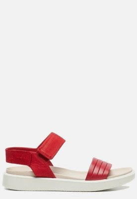 ECCO Ecco Flowt sandalen rood