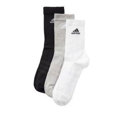 adidas performance Sokken van elastische katoenmix in een set van 3 paar