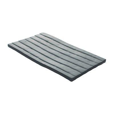 Schaal - grijs - 27x15,5 cm