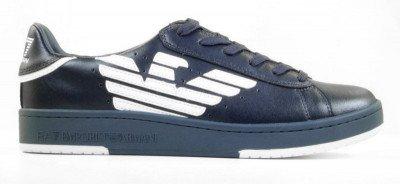 EA7 EA7 X8X043 Donkerblauw Herensneakers
