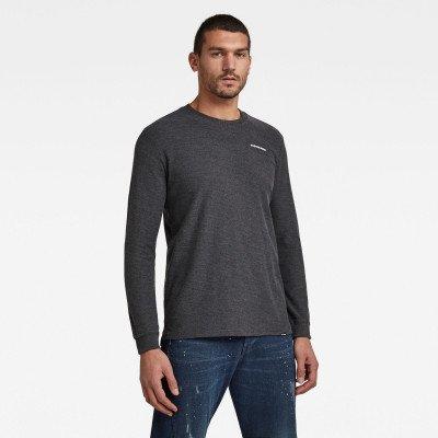 G-Star RAW Textured Stitch Tweater - Zwart - Heren