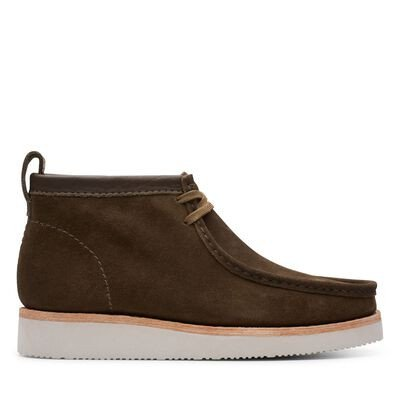 Clarks Wallabee Hike