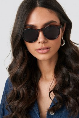 Corlin Eyewear Corlin Eyewear Novara Sunglasses - Brown