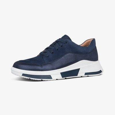 FitFlop FitFlop Freya sneakers blauw