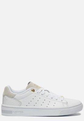 K-SWISS K-Swiss Court Frasco sneakers wit