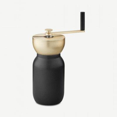 MADE.COM Stelton Collar koffiemolen, zwart