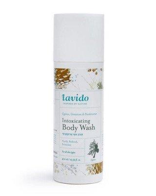Lavido Lavido - Intoxicating Body Wash Cypress, Geranium & Frankincense - 400 ml