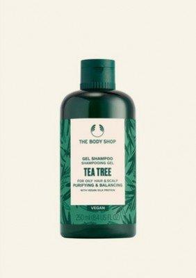 The Body Shop NL Tea Tree Purifying & Balancing Shampoo 250 ML
