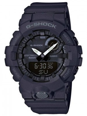 G-SHOCK G-SHOCK GBA-800-1AER Watch zwart