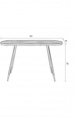 ZILT ZILT Side-table 'Gert' 121cm