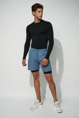 nu-in Layered Shorts