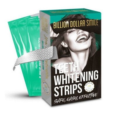 Billion Dollar Smile Billion Dollar Smile Teeth Whitening Strips