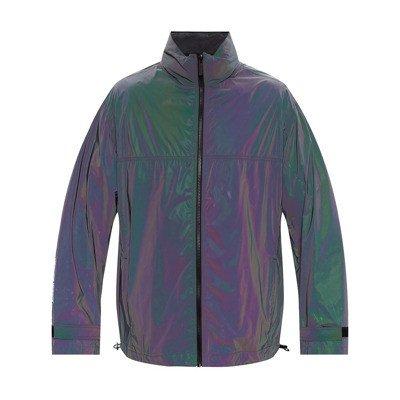 alexander mcqueen Holografisch jasje