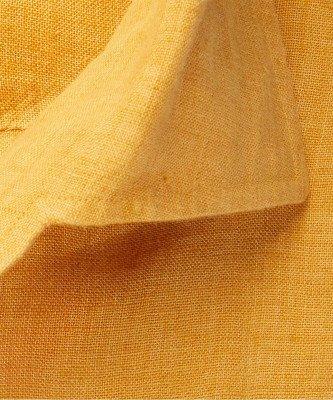 Profuomo Profuomo heren geel one piece linnen one-piece overhemd Sky Blue