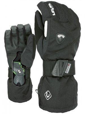 Level Level Fly Gloves zwart