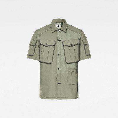 G-Star RAW E Artwork Regular Service Shirt - Meerkleurig - Heren