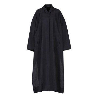 Jil Sander Oversized long coat