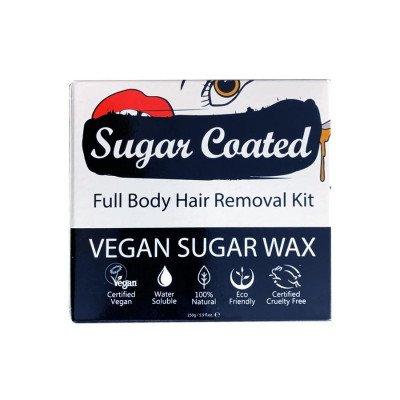 Sugar Coated Sugar Coated Full Body Hair Removal Kit