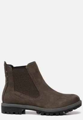 tamaris Tamaris Chelsea boots grijs