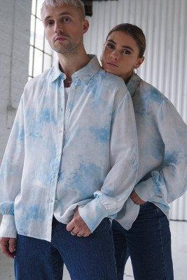 Stefanie Giesinger for nu-in Cloud Oversized Unisex Shirt
