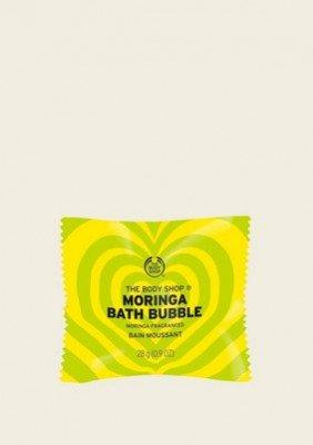 The Body Shop NL Moringa Fragranced Bath Bubble 28 G